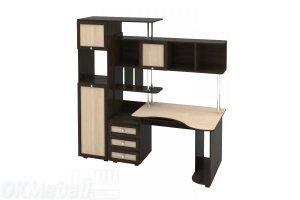 Компьютерный стол Млайн ОКМ - Мебельная фабрика «OKMebell»