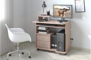 Компьютерный стол Моби-2-КЛ-2 - Мебельная фабрика «СОНиК»