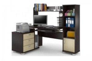 Компьютерный стол Модель 1 - Мебельная фабрика «Командор»