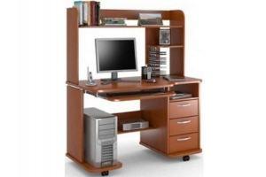 Компьютерный стол Модель 2 - Мебельная фабрика «Командор»