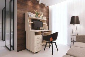 Компьютерный стол ПК-11 - Мебельная фабрика «Континент-мебель»