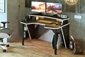 Компьютерный стол СК-140 Пилот - Мебельная фабрика «МЭРДЭС»