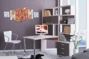 Компьютерный стол СР-420-130 - Мебельная фабрика «МЭРДЭС»