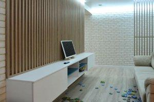 Консоль белая для гостиной - Мебельная фабрика «Ре-Форма»