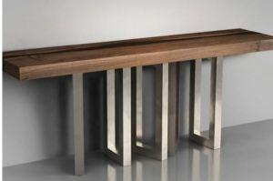Консоль Либра 2 - Мебельная фабрика «Loft Zona»