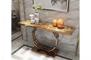 Консоль на металлической основе - Мебельная фабрика «МебельТорг»