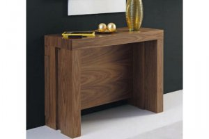 Консоль трансформер в обеденный стол - Импортёр мебели «Мебель Фортэ (Испания, Португалия)»