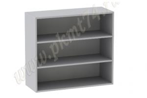 Корпус кухонного шкафа с полками, широкий МТ 32-4 (корпус) - Оптовый поставщик комплектующих «Мебельные технологии»