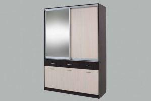 Корпус шкаф-купе Аккорд 3 - Мебельная фабрика «Милан»