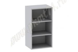 Корпус шкафа навесного с полками МТ 32-6  (корпус) - Оптовый поставщик комплектующих «Мебельные технологии»
