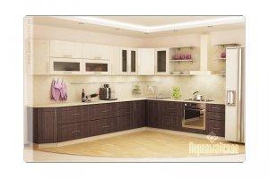 Корпусная мебель для кухни Веста МДФ - Мебельная фабрика «Первомайское»