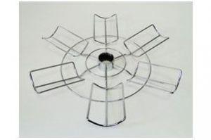 Корзина для бутылок хром PTJ016-39 - Оптовый поставщик комплектующих «СБК»