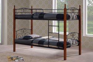 Кованная кровать 213DD - Импортёр мебели «ТМК»