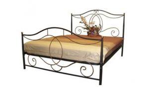 Кованная кровать Орхидея - Мебельная фабрика «Mebel.net», г. Череповец
