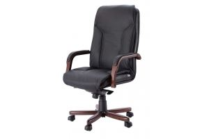 Кожаное кресло Елена П - Мебельная фабрика «FUTURA»