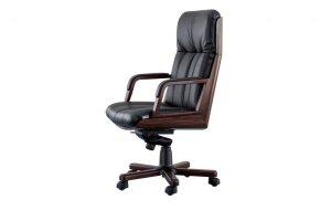 Кожаное кресло Рома Люкс П - Мебельная фабрика «FUTURA»