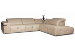 Кожаный диван Bruno - Мебельная фабрика «Ангажемент»