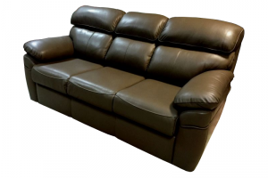 кожаный диван Даллас - Мебельная фабрика «Финнко-мебель»