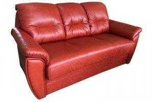 кожаный диван Марсель - Мебельная фабрика «Финнко-мебель»