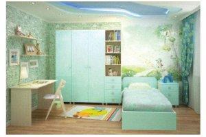 Красивая детская для девочки Лана - Мебельная фабрика «Альфа-М»
