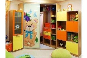 Красивая детская мебель 009 - Мебельная фабрика «La Ko Sta»