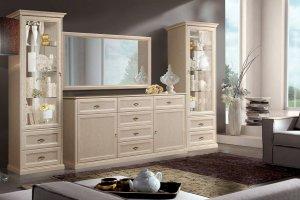 Красивая гостиная Венеция 2 - Мебельная фабрика «Ярцево»