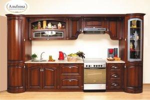 Красивая классическая кухня Арина - Мебельная фабрика «Альбина»