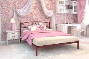 Красивая кровать Каролина - Импортёр мебели «Мебвилл»