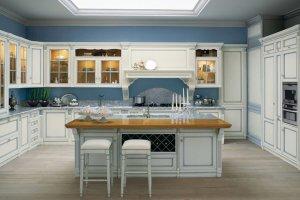 Красивая кухня - Мебельная фабрика «Рось»