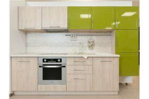 Красивая кухня Адванс олива - Мебельная фабрика «Хомма»