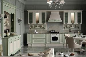 Красивая кухня ДЕРБИ - Мебельная фабрика «Анонс»