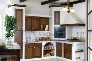 Красивая Кухня Фьюжн - Мебельная фабрика «ДиВа мебель»