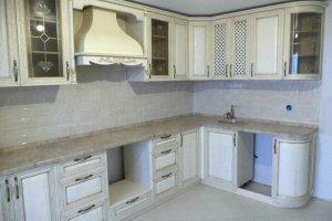 Красивая кухня в классическом стиле - Мебельная фабрика «Мебель РОСТ»