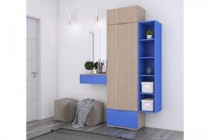Красивая прихожая Сингл Лайт - Мебельная фабрика «Первая мебельная фабрика»