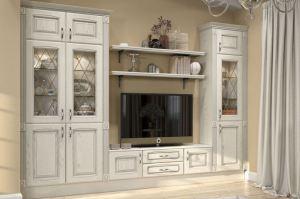 Красивая стенка в гостиную - Мебельная фабрика «Люкс-С»