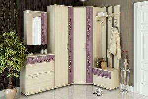 Красивая угловая прихожая - Мебельная фабрика «Мебельная мастерская»