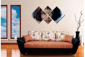 Красивый диван с подушками Марта - Мебельная фабрика «Дон-Мебель»