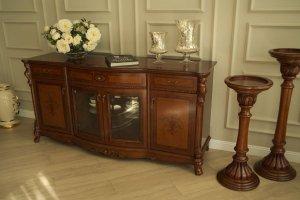 Красивый широкий комод Bellagio - Импортёр мебели «Carvelli»