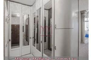 Красивый шкаф-купе МДФ - Мебельная фабрика «Маруся мебель»