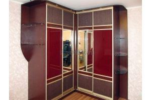 Красивый шкаф-купе угловой - Мебельная фабрика «Фаворит»