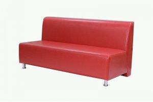 Красный диван Лайт - Мебельная фабрика «Ивару»