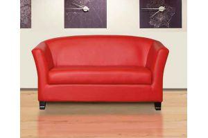 Красный диван Нео 50 - Мебельная фабрика «Нео-мебель»