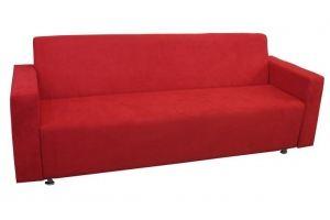 Красный диван Плаза М - Мебельная фабрика «Европейский стиль»