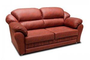 Красный мягкий диван Премиум 2 - Мебельная фабрика «Мебель на Черниговской»