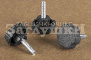 Крепеж Ручка винт D30 М6х20 Артикул 114115239 - Оптовый поставщик комплектующих «Заглушки»