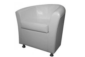 Кресло 001 чайное экокожа - Мебельная фабрика «DOSS»