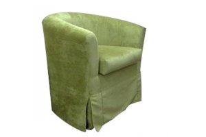 Кресло 001 чайное ткань - Мебельная фабрика «DOSS»