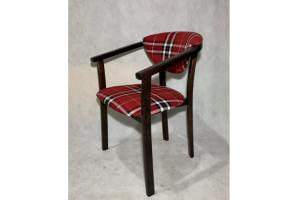 Кресло Алексис массив береза - Мебельная фабрика «Добрый Дом»