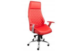 Кресло AV 141 красное - Мебельная фабрика «АЛВЕСТ»