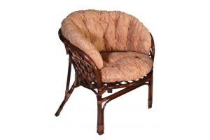 Кресло Багама с полной подушкой - Импортёр мебели «Радуга»